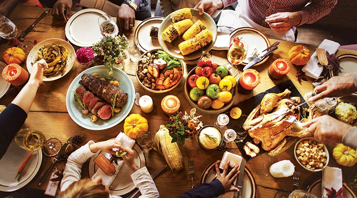 Thanksgiving dinner - How to make it budget-friendly and save money